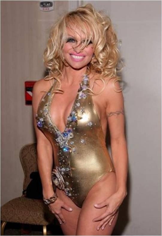 Alessandra Mussolini Nude Playboy