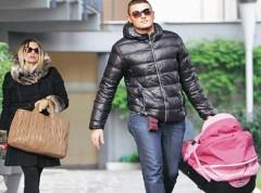 Martina Stella e Gabriele Gregorini, neo genitori. Prime foto della piccola Ginevra