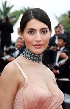 Caterina Murino, preferisce farlo alla francese